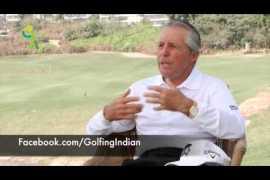 Gary Player on junior golf sensation Shubham Jaglan