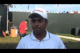 VIDEO: Anirban Lahiri on his T5 in the final round