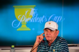 Nick Price Presidents Cup
