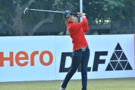 Vani Kapoor was on song yet again as she got off to a fine start in the ninth leg of the WGAI Hero