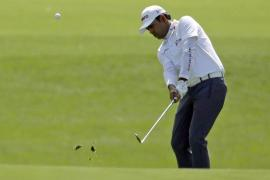 Anirban Lahiri played well at the Colonial to finish T6