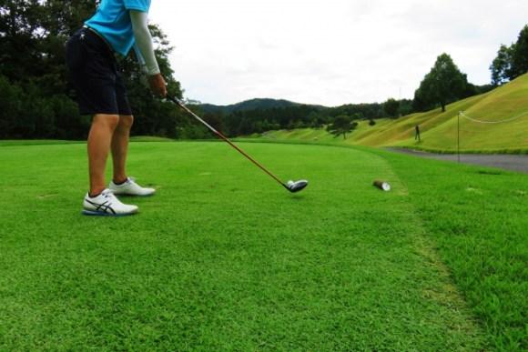 アドレスの時の正しいゴルフボールとの距離を身につけよう!