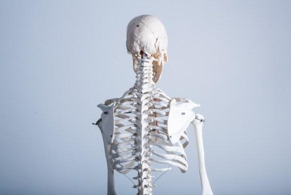 腰痛と背骨の歪みの因果関係。背骨を整えてゴルフの軸安定。