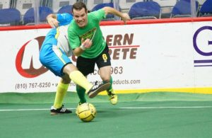 MASL East Div: Baltimore Blast at Detroit Feb 12th 2016 7:35pm