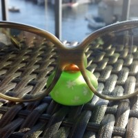 Lucky Duck scores Chloe sunglasses on the first day of summer