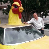 Tommy Kendall talks about the Chicken Car, his favorite car to drive