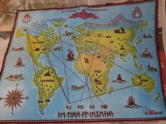 The Glorious Map