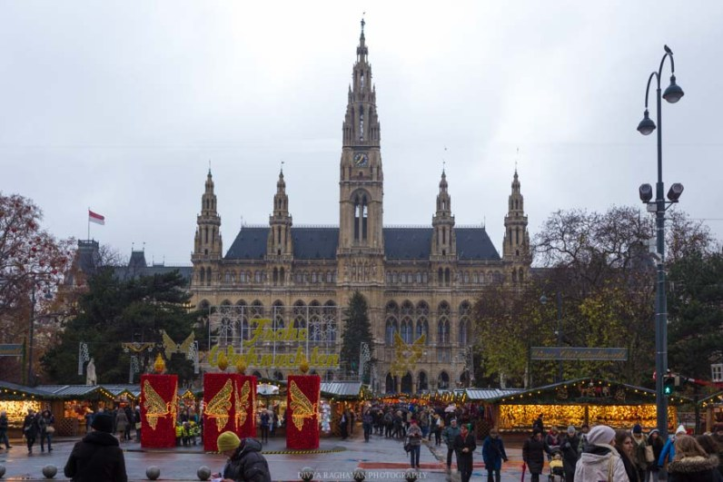 Rathaus or City hall