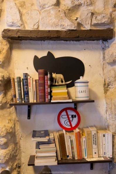 Le cafe des chats, Paris-21