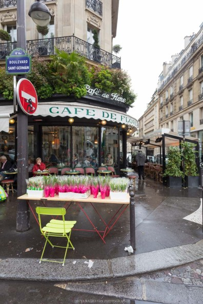 Les Deux Magots, Paris, France || Paris in two days, a complete guide and itinerary to the city of lights in France.