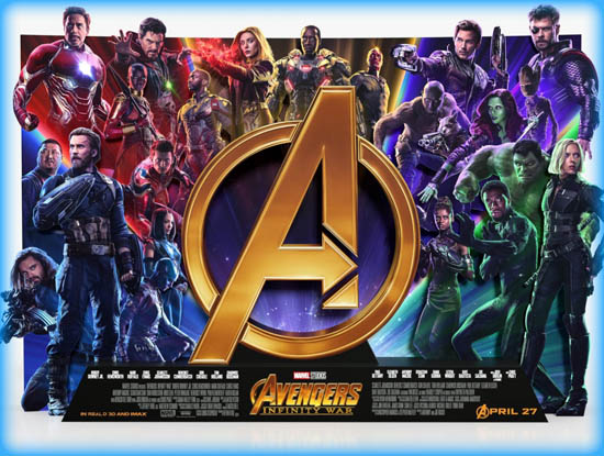 Avengers  Infinity War  2018    Movie Review   Film Essay Avengers  Infinity War  2018