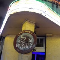 The Howlin' Wolf hosts Snake Oil Festival this weekend. (Photo via Facebook)