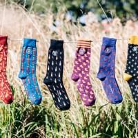 Kinfolk Collective socks (photo credit: Tim Black Photography @timblackphoto)