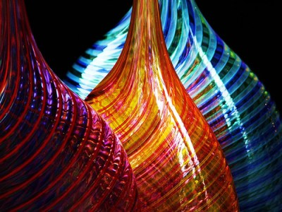 Blown Glass by Sam Stang (Image by Flikr user Timothy K. Hamilton)