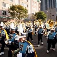 bayou classic thanksgiving day parade