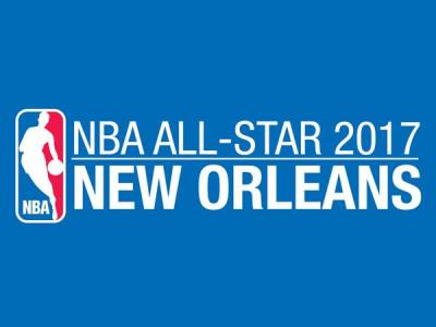 NBA All-Star Weekend comes to New Orleans in 2017.