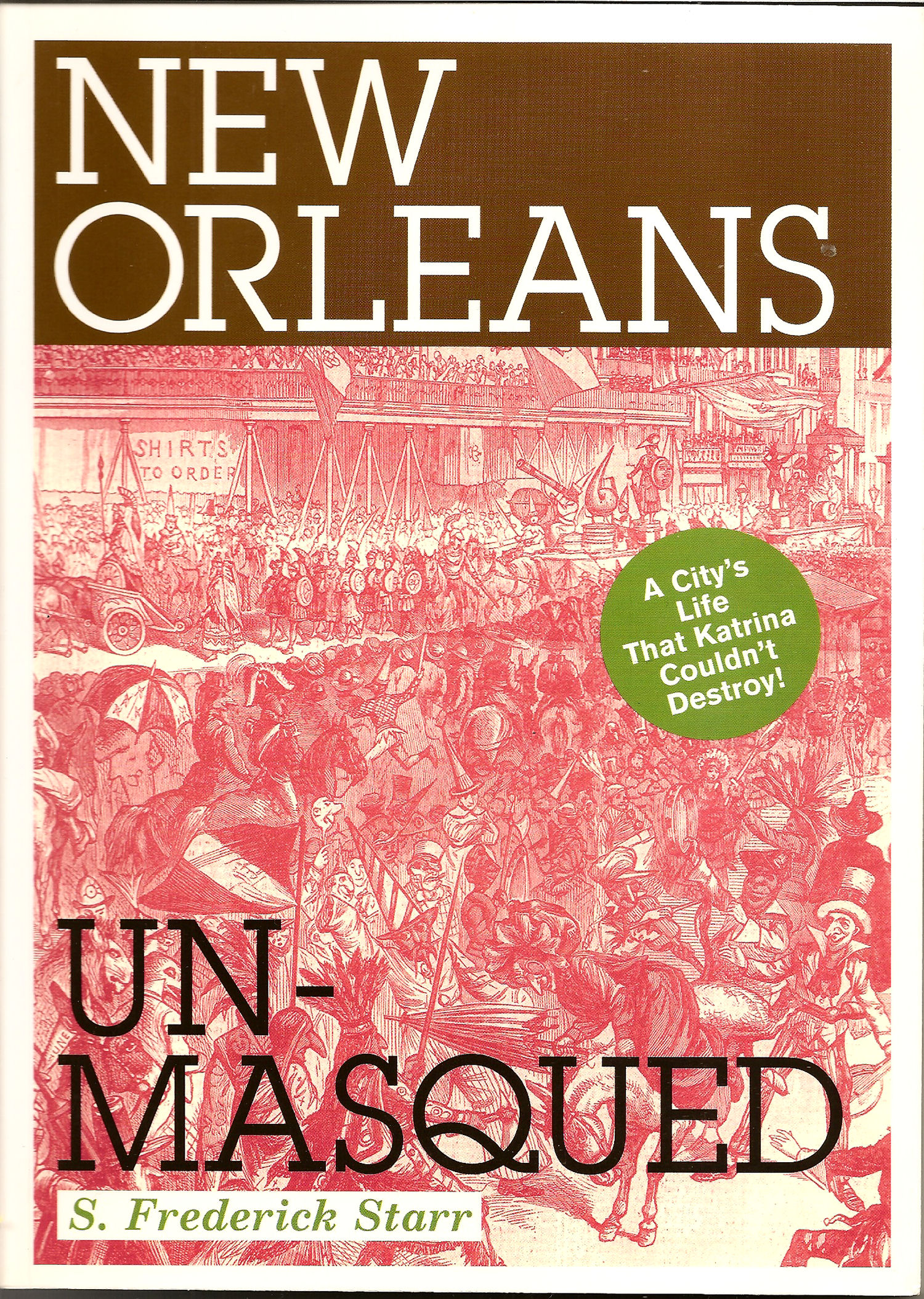 new orleans essay