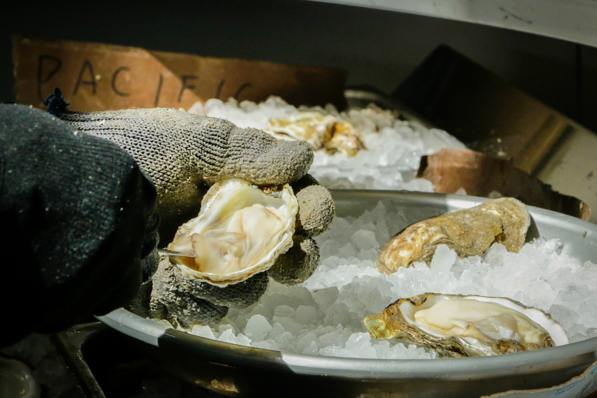 st roch oysters