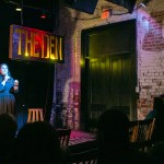 Tuesday night standup inside The Den at Howlin' Wolf. (Photo: Rebecca Ratliff)