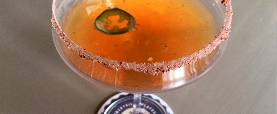 Ambulance Chaser cocktail at treo
