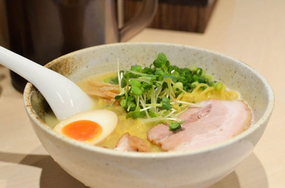 Salt Ramen of Keserasera
