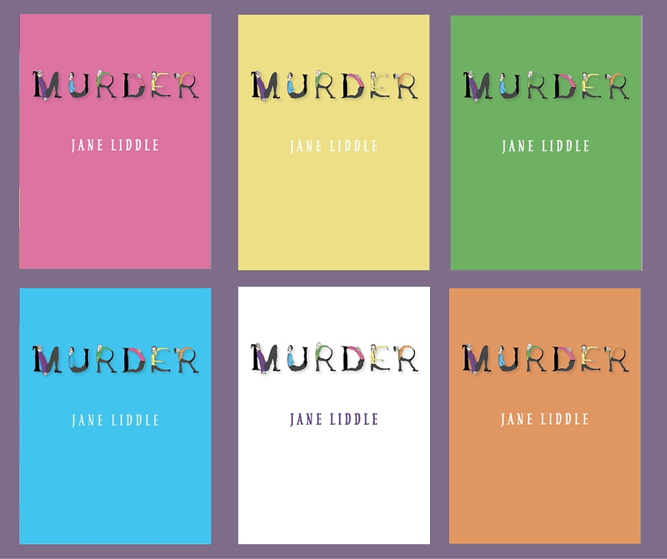 Murder 6 covers
