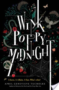 Wink Poppy Midnight by April Genevieve Tucholke | Book Review