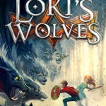 Loki's Wolves is a joint effort between K.L. Armstrong and M.A. Marr and is about kids who happen to be descended from Norse gods.