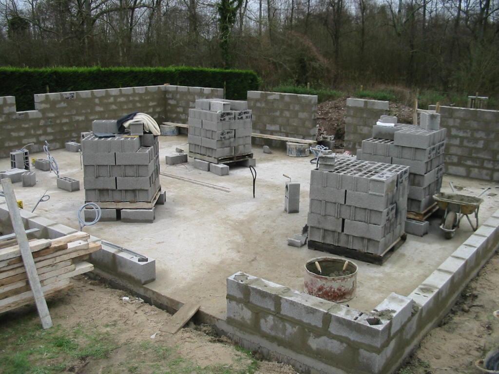 Les mat riaux de construction les proc d s classiques for Prix d un garage prefabrique beton