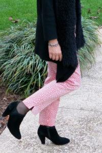 Mood Fabrics, DVF Brocade, Style Arc Willow