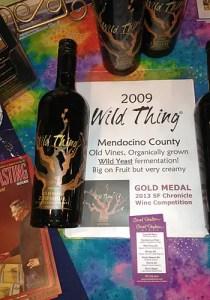 image of Zinfandel wild thing
