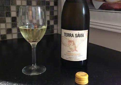 image of Terra Savia Chardonnay