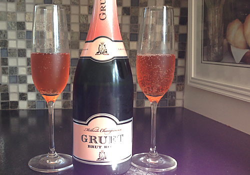image of Gruet Brut Rose