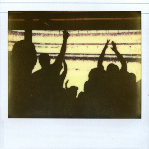 Home Run! - Impossible Project PZ680 - Polaroid Spectra AF