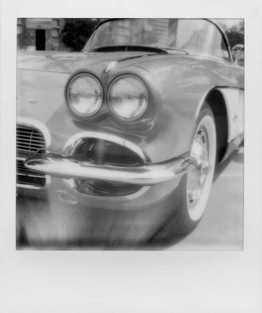 Impossible Project PX-100 Silver Shade
