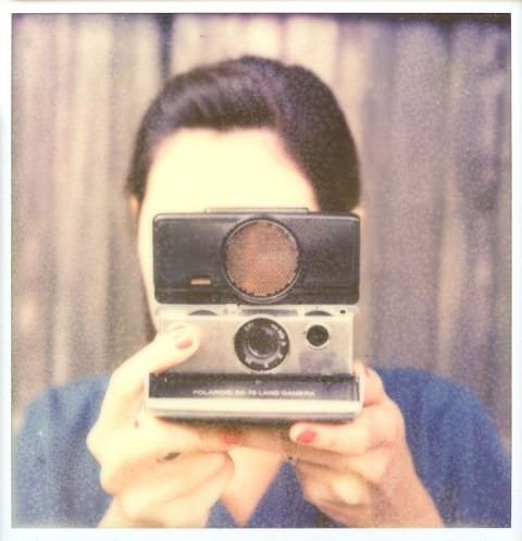 Impossible Project PX-70 Old Generation Bag film
