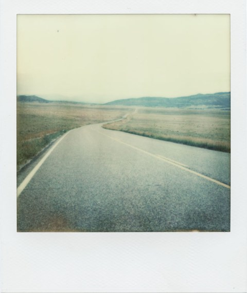 The Road to Westcliffe, CO - Impossible Project PX-70 COOL