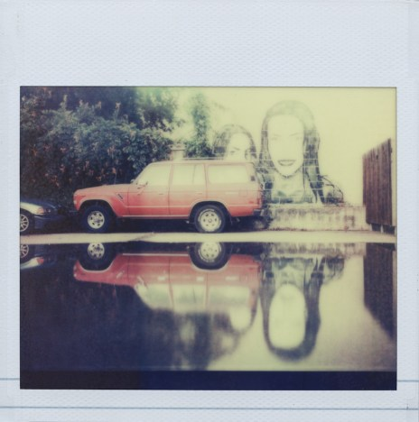Impossible Project PZ680 Old Gen - Polaroid 95A