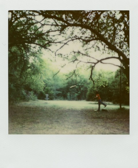 Impossible Project PX-680 V4C Black Paste Test Film + ND4