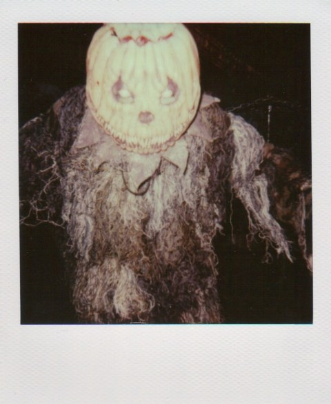 Photo: Daniel Rodrigue - Polaroid One Step - Impossible Project PX-680 CP Film