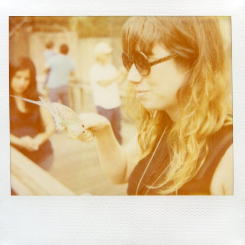 Photo: Daniel Rodrigue - Polaroid Spectra SE - Polaroid Softtone Film