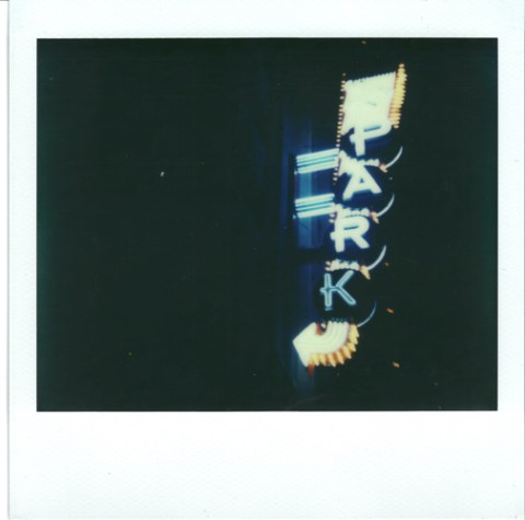 Photo: Justin Vinson - Polaroid Spectra - Impossible Project PZ680 CP