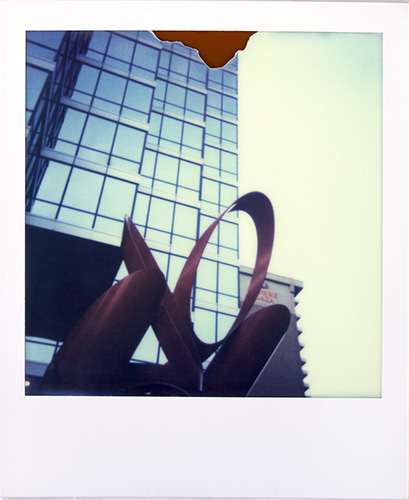 Photo: Laidric Stevenson - Polaroid Sun 660 - Impossible Project PX-680 CP