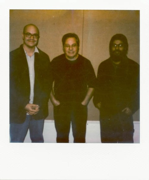 Photo: Synthia Goode - Impossible Project PX-680 CP - SLR680