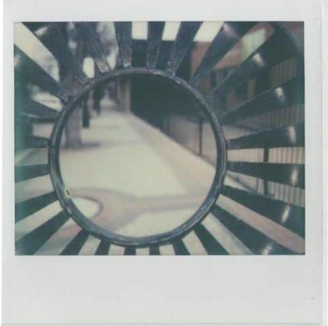 Photo: Amanda Potter - Polaroid Spectra - PZ-680 CP