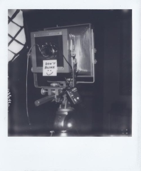 Photo: Tyler Tyndell - Impossible Project PX-100