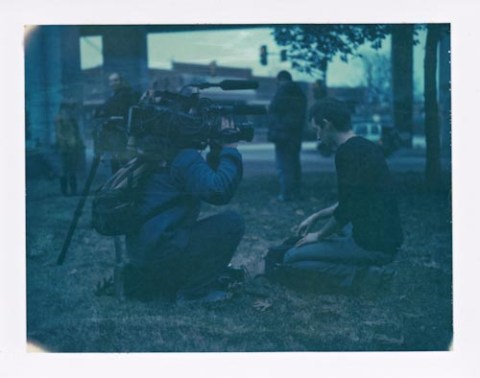 Photo: Troy Bradford - Polaroid 600SE - Polaroid 669