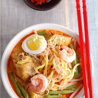 How to Cook Penang Curry Laksa