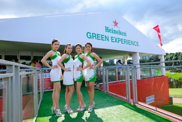Heineken Golf_Pic 1