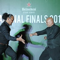 Sabahan wins the Heineken Star Serve National Finals 2017